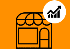 Augmentation de l'impact de la marque à proximité du point de vente en magasin grâce à la publicité digitale