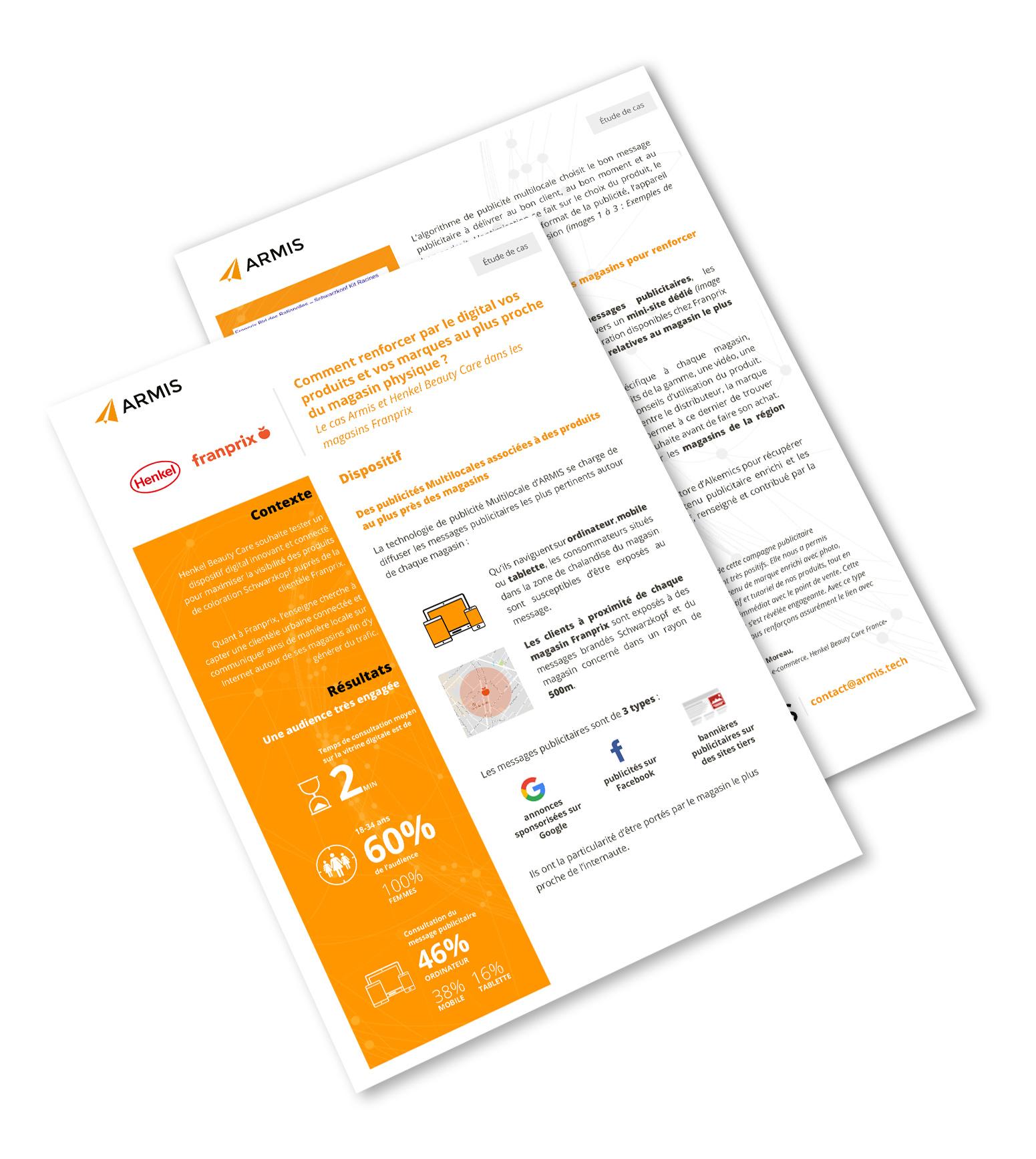Comment renforcer par le digital vos produits et vos marques au plus proche du magasin physique ?