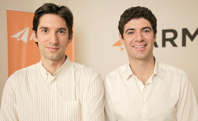 DAN GOMPLEWICZ et DAVID BARANES ARMIS